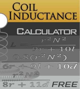 Coil Inductance Calculator