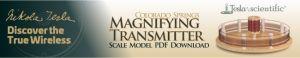 Colorado Springs Magnifying Transmitter Scale Model Design Sheet