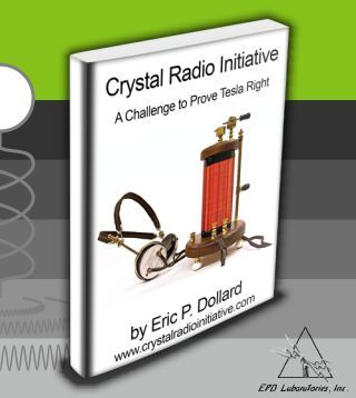 Crystal Radio Initiative Cover